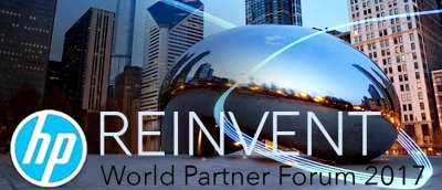 Tinet presente al HP REINVENT: World Partner Forum 2017 - Chicago, USA
